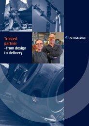 AH Industries Corporate Brochure