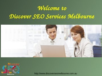 Internet Marketing Services Melbourne