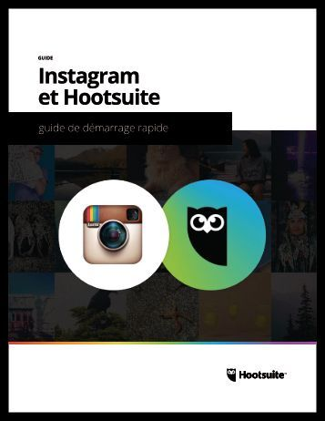 Instagram et Hootsuite