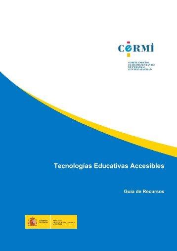 Tecnologías Educativas Accesibles