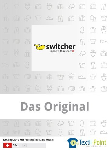 Switcher - Katalog (Textil-Point GmbH)