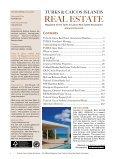 Turks & Caicos Islands Real Estate Winter-Spring 2015-16 - Page 4