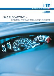 FIT SAP Automotive