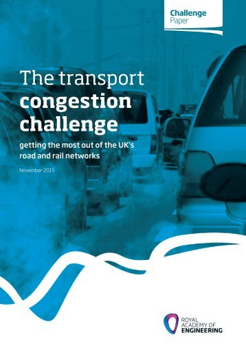 The transport congestion challenge
