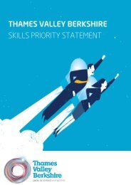 SKILLS PRIORITY STATEMENT