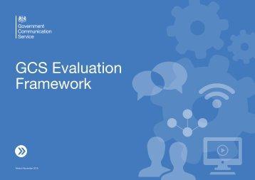 GCS Evaluation Framework