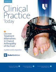 Treatment Alternatives in Charcot Arthropathy of the Foot