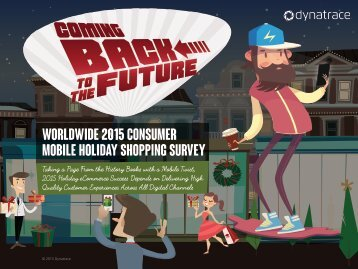 Worldwide 2015 Consumer Mobile Holiday Shopping Survey