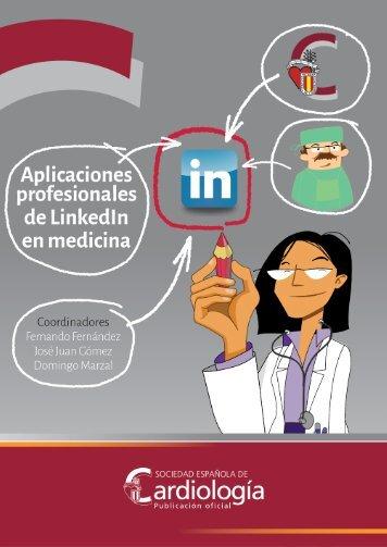 Aplicaciones profesionales de LinkedIn en medicina
