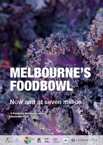 MELBOURNE'S FOODBOWL