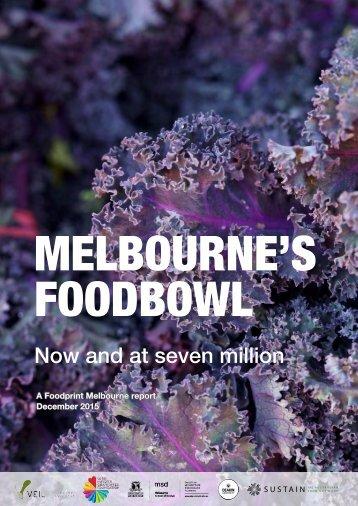 MELBOURNE'S FOODBOWL
