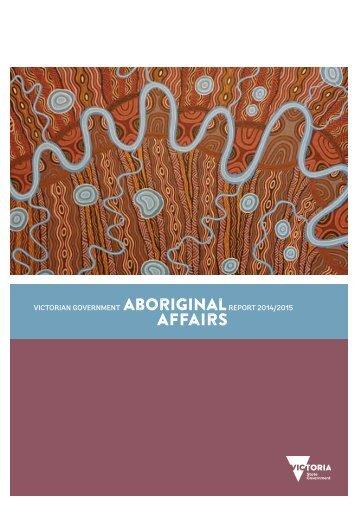 Aboriginal Affairs