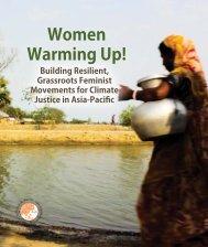 Women Warming Up!