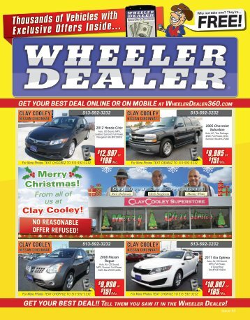 Wheeler Dealer Issue 50, 2015