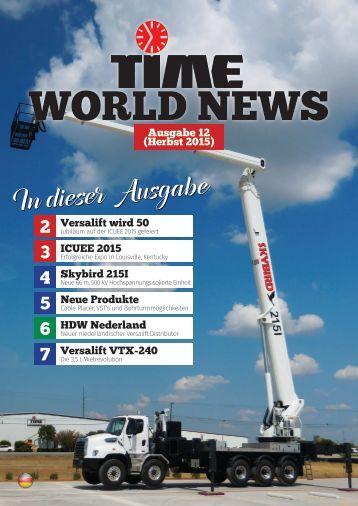 TIME World News (Ausgabe 12)