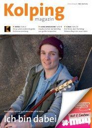Kolpingmagazin 03-04 2015
