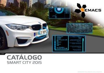 Catálogo Smart City 2015 - Versión 1.0.0