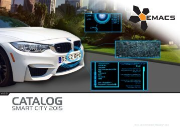 SmartCity Catalog 2015 - Version 1.0.0