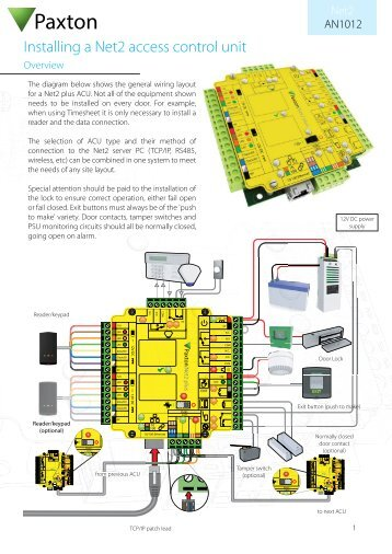 paxton?quality=85 installation the best hei paxton net2 plus wiring diagram at reclaimingppi.co