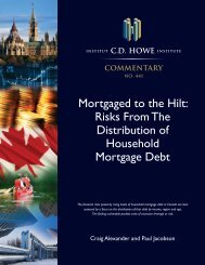 Mortgaged to the Hilt Risks From The Distribution of Household Mortgage Debt