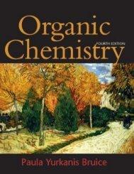 Organic Chemistry - Paula Bruice