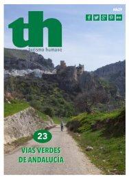 Turismo Humano 29 Vías Verdes de Andalucía