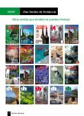 Turismo Humano 29 Vías Verdes de Andalucía - Page 2