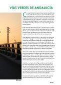 Turismo Humano 29 Vías Verdes de Andalucía - Page 5