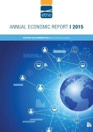 Annual economic Report I 2015