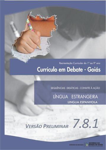 anexos - Secretaria da Educação do Estado de Goiás