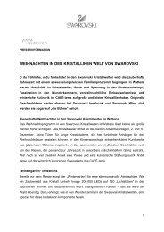 Download PDF (129.8 kb) - Swarovski Wien