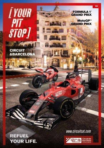 FORMULA 1 GRAND PRIX MotoGP GRAND PRIX