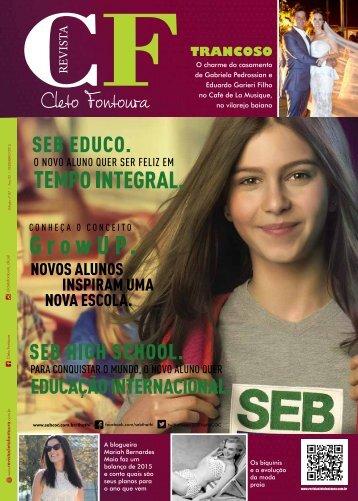 Revista Cleto Fontoura 7º Edição