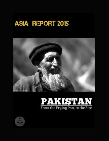 ASIA REPORT 2015 | PAKISTAN