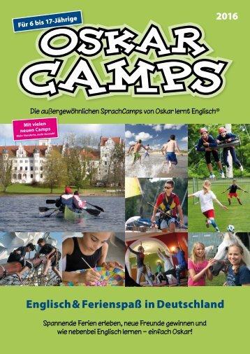 Oskar Camps - Katalog 2016