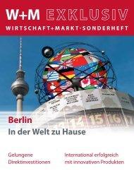 W+M Exklusiv Berlin 2015