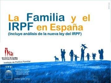 Familia IRPF