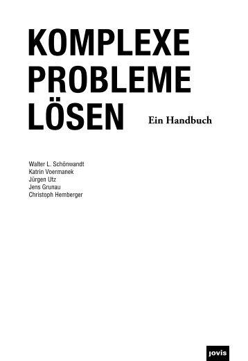 eBook Komplexe Probleme loesen
