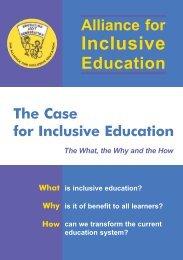 Inclusive