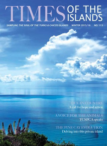 Times of the Islands Winter 2015-16