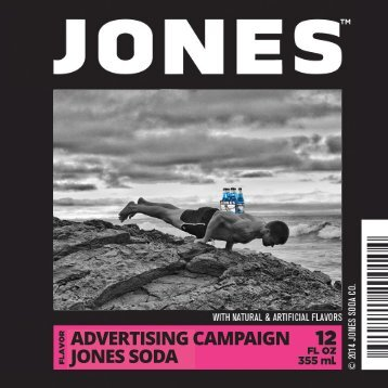 Jones Soda Book (Print)