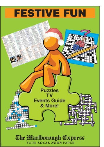 Puzzles TV Events Guide & More! - Stuff