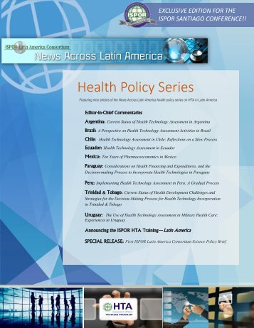 Health Policy Series