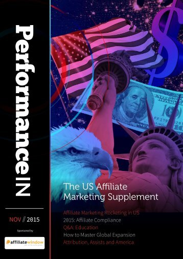 The US Affiliate Marketing Supplement