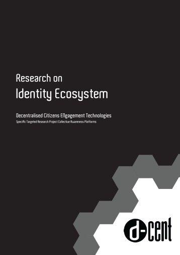 Identity Ecosystem