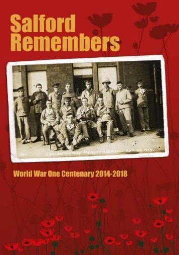Salford Remembers