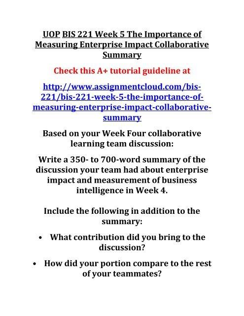 social impact measurement framework