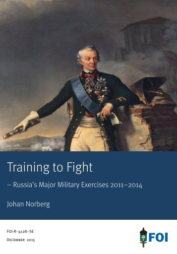 Training to Fight