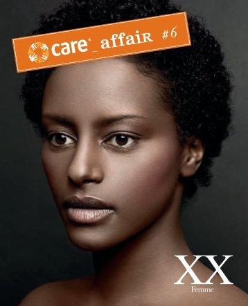 CARE affair #6 Frauen