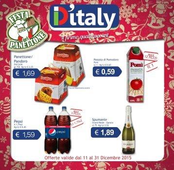 D'italy - Festa del panettone
